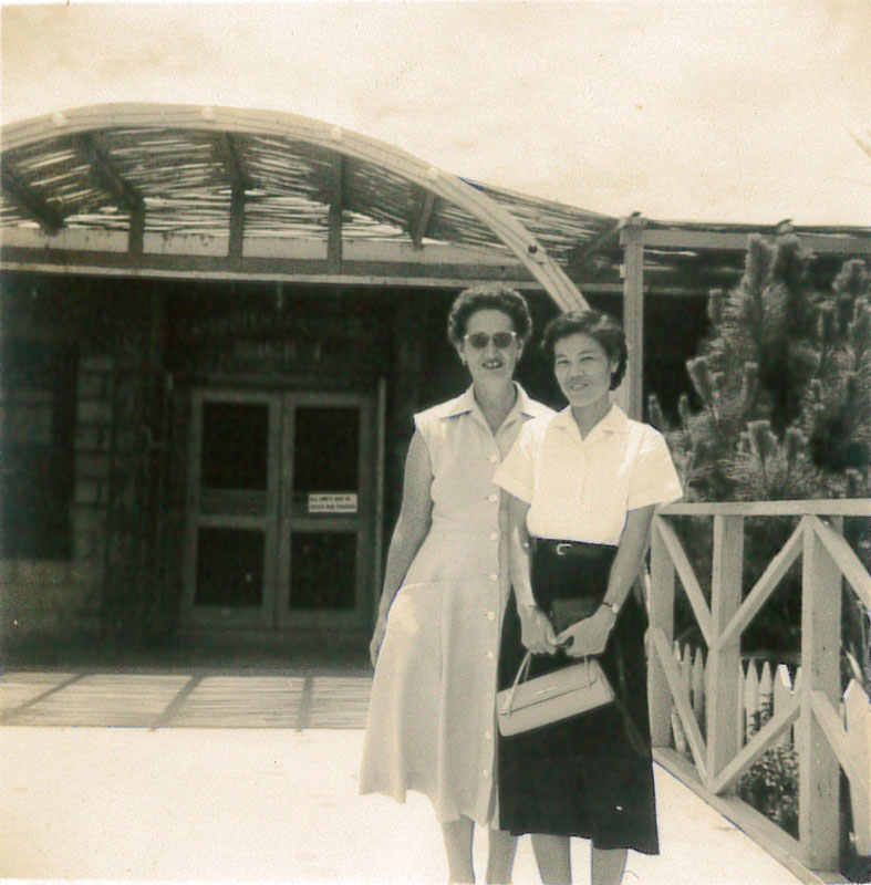Nobu and Juanita's bond was the driving force behind the revitalization of nursing